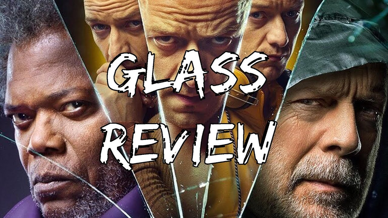 Movie Poster 2019: Glass(2019) Movie Review And Ending Explained!
