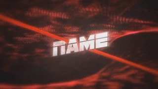 Free 3D Intro #22 | Cinema 4D/AE Template
