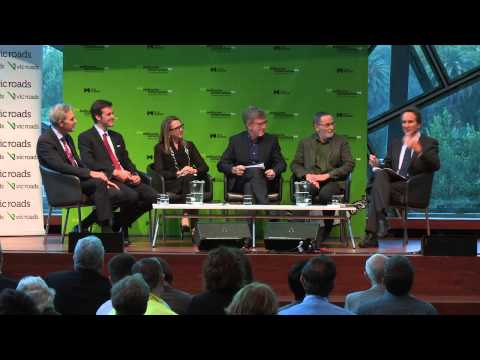 Melbourne Conversations: Moving and Shaping Melbourne