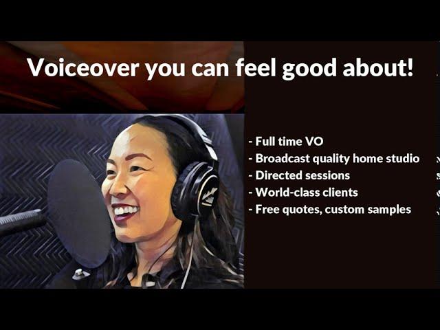 Christina Ho - Commercial Demo