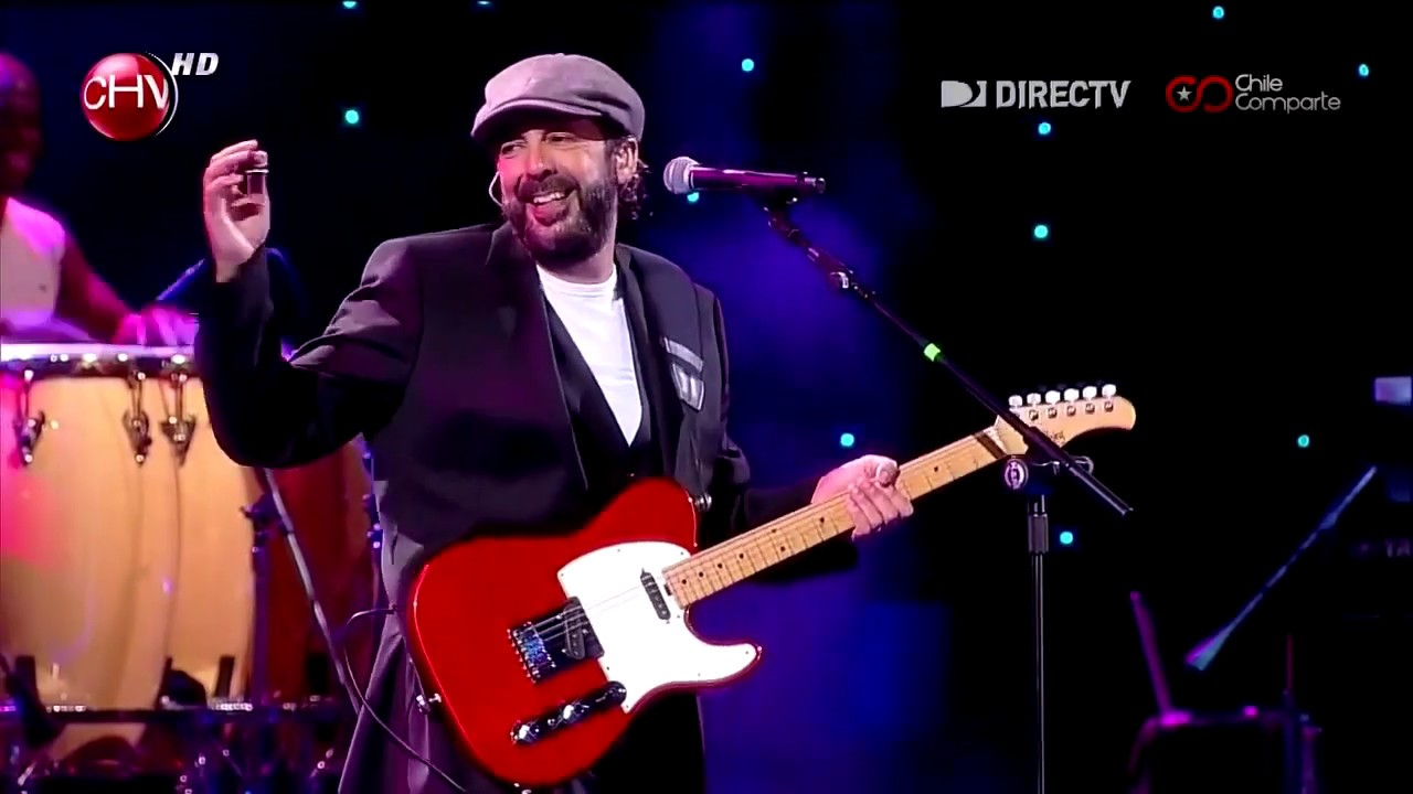 Juan Luis Guerra Concierto Completo Hd 60fps Youtube