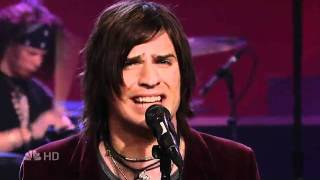 Hinder   Better Than Me Live 2007 Leno HD!   YouTube