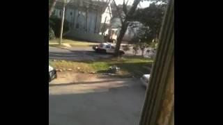 Ellenville brawl caught on cam part 3