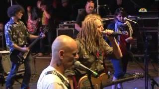 """IZRAEL & MAD PROFESSOR """" Duchowa Rewolucja i """" - Live @ OSTRÓDA REGGAE FESTIVAL 2011"""