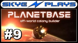 Planetbase Part 9 ►Multi-Dome◀ [1080p 60 FPS] Gameplay/Lets Play