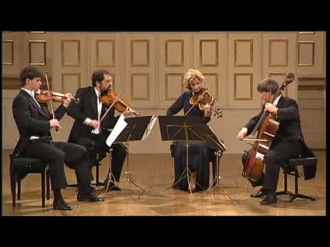Hagen Quartet - Maurice Ravel - String Quartet in F - Vif et agité (4/4)