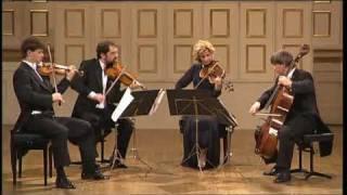 Hagen Quartet - Maurice Ravel - String Quartet in F - Vif et agité (4/4)
