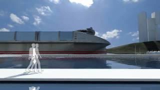 Elomatic visualisation: NYK SUPER ECO SHIP 2030