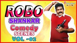 robo shankar comedy scenes latest tamil movie comedy dhanush vijay sethupathy dulquer salman