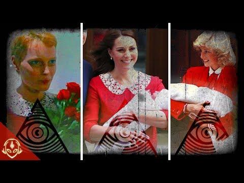 Simbología Illuminati En La Familia Real Inglesa
