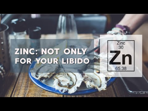 #1 Food Source for Zinc & Why You Need this Mineral