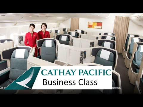 [Trip report] Cathay Pacific Business Class | A330 | CMB-HKG