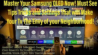 Samsung 2018 QLED Q9F Top FEATURES & Free CALIBRATED Picture Settings Let's Unlock Amazing!