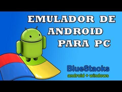 Instalar Emulador de Android para PC | BlueStacks