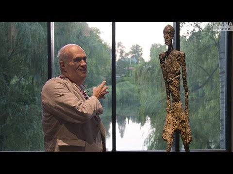 Colm Tóibín Interview: On Giacometti