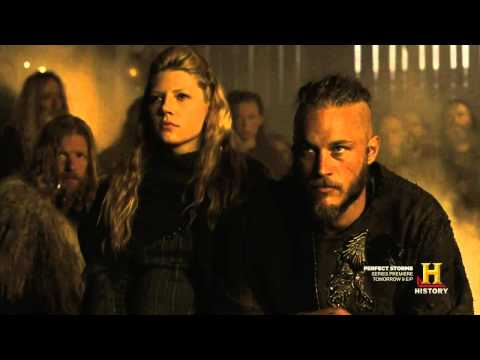 Vikings TV show. Ragnarök
