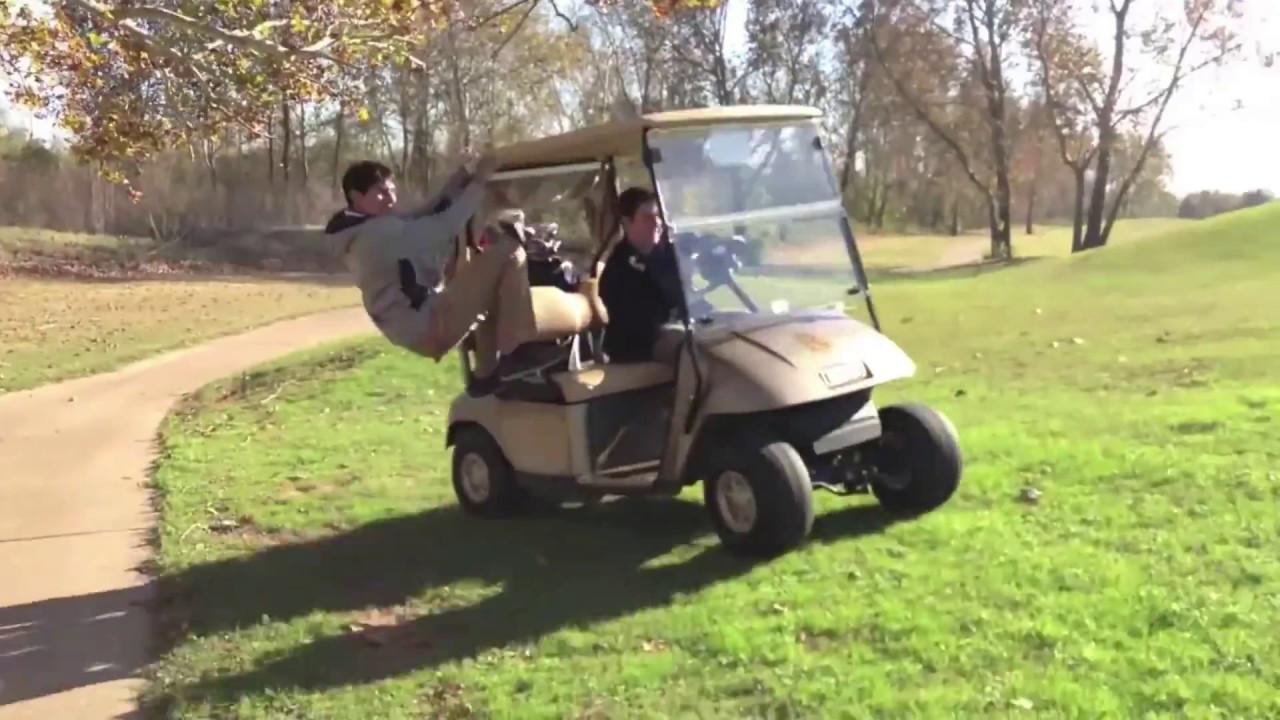 Golf Cart Fails// Compilation - YouTube Golf Hole Clip Art