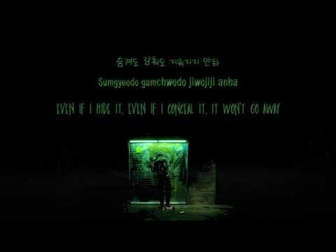 BTS V – #3 STIGMA [Han|Rom|Eng lyrics from teaser]