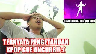 Baixar CHALLENGE KPOP TERSULIT INI!! GUE TANTANG KALIAANN!!
