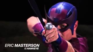 [SabusFilM] Trailer for The Avengers Porn Parody