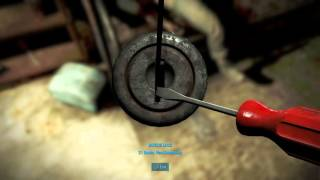 Fallout 4 PS4 Gameplay-Fiddlers Green Bunker Location