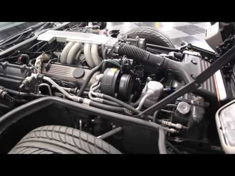 1800 DFW 1986 Chevy Corvette Malcolm Konner Edition
