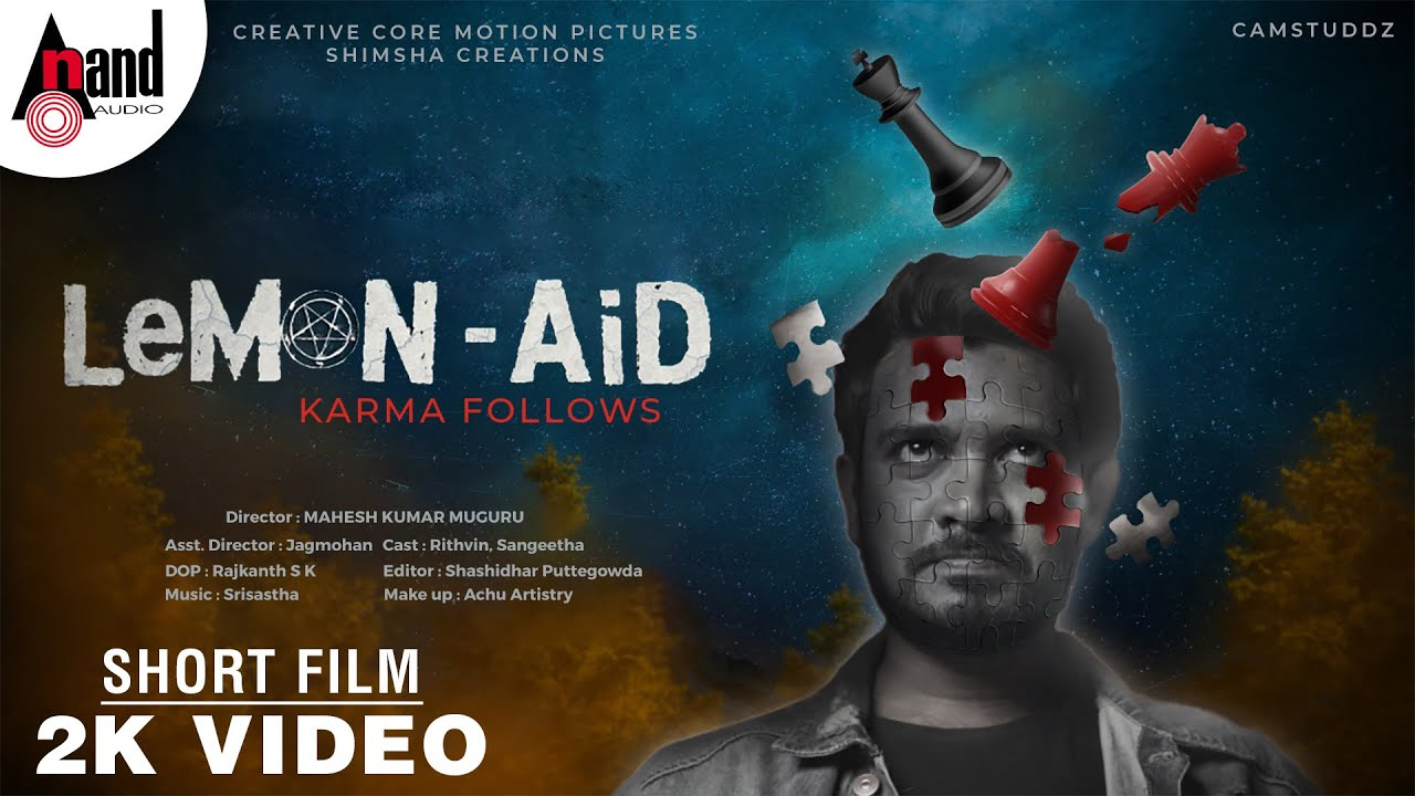 Download Lemon -AID | Kannada 2K Short Film | Rithvin N | Sangeetha Narayan | Mahesh Kumar Muguru | SriSastha