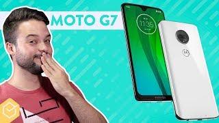 MOTOROLA MOTO G7 - o que achei desse BONITÃO!