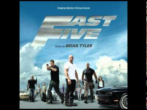 Fast Five Soundtrack - Brian Tyler - The Job