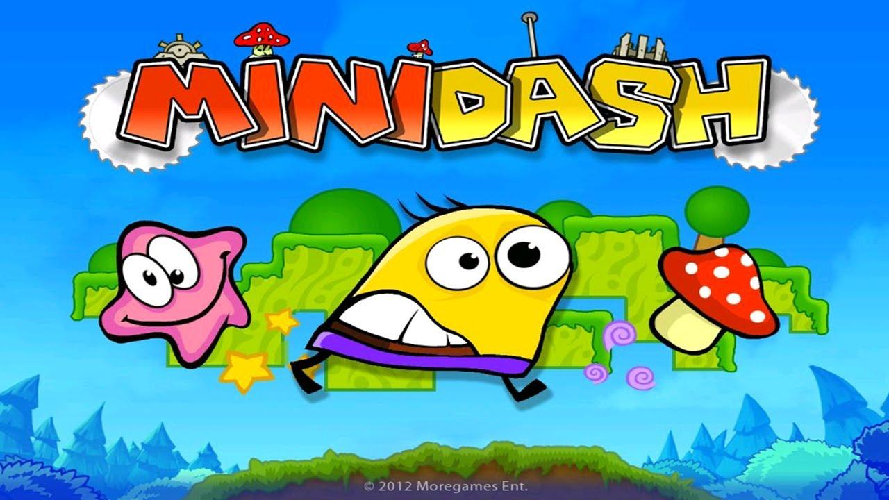 Mini Dash - iPhone/iPod Touch/iPad - HD Gameplay Trailer