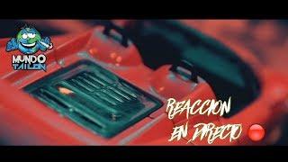 Dicc X Duki - Ferrari - Reaccion 🔴