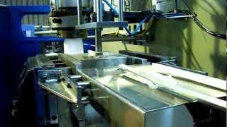 Работа станка по выдуву ПВД(Экструзионный выдув - технологический процесс обладающий рядом преимуществ. Его суть заключается в продав..., 2012-03-29T06:05:47.000Z)