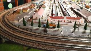 Model Trains Layout, Outeniqua Transport Museum, George, South Africa