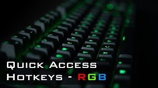 FORCE K85 RGB LED Hotkeys - Mechanical Gaming Keyboard - GIGABYTE