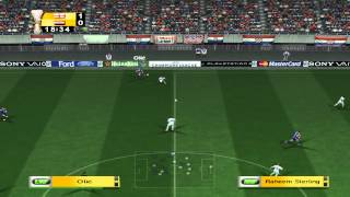 PES6 Shollym 2015 patch gameplay All nationals