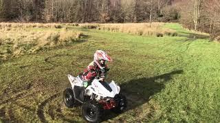 Kids quad atv kayo 70 fox70 pitbike lt50 lt80 ltz pw50
