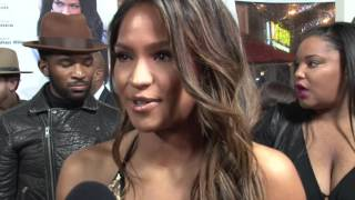 The Perfect Match: Cassie Ventura Exclusive Red Carpet Interview