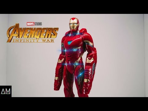 Avengers Infinity War: Mission Tech Iron Man Review