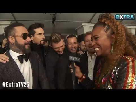 We Grill the Backstreet Boys Over 'Masked Singer' Rumors