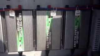видео Солнечные инверторы
