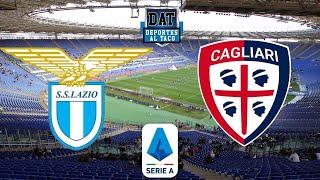 Lazio vs cagliari   serie a en vivo