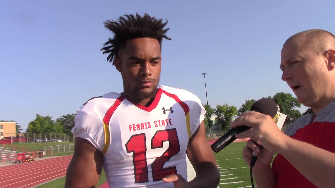 Watch Ferris State Football Media Day 2018 Ferris State Bulldogs