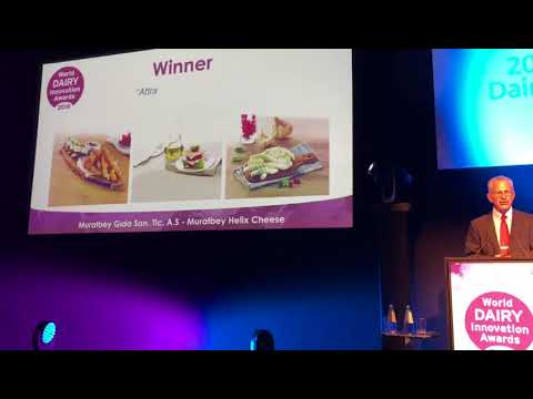 """Muratbey Burgu'ya inovasyonda """"Dünyanın en iyi peyniri"""" ödülü"""