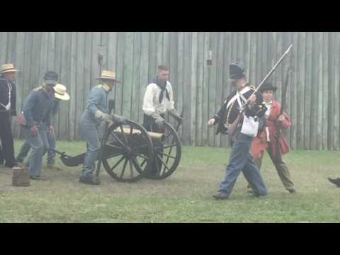War at Fort Foster 2017