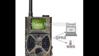 hunting camera HC300M HD GPRS MMS mednieku kamera LV