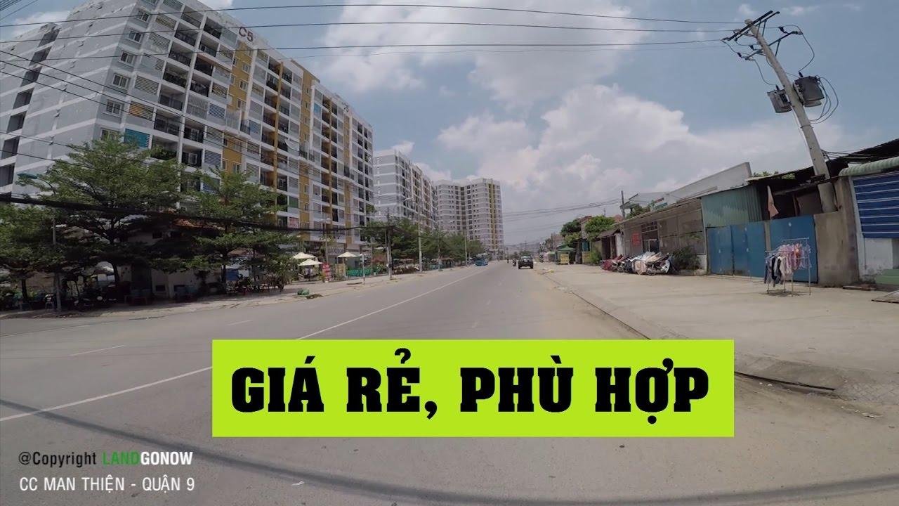 Chung cư Man Thiện, Lê Văn Việt, Tăng Nhơn Phú A, Quận 9 – Land Go Now ✔