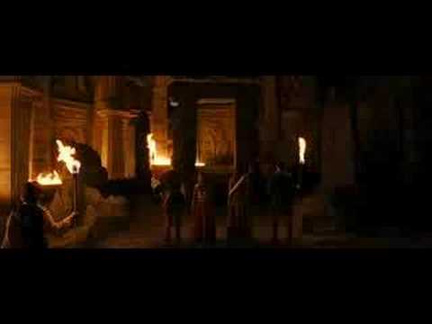 The Chronicles of Narnia - Prince Caspian first trailer