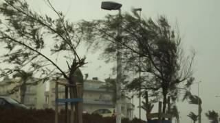 Καταιγίδα-Χαλάζι-Αέρας Ηράκλειο 20/9/2016 meteokrites.gr