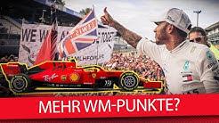 Neu: Punkte für die schnellste Rennrunde!? - Formel 1 2019 (Talk)