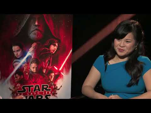 Kelly Marie Tran Star Wars The Last Jedi Interview